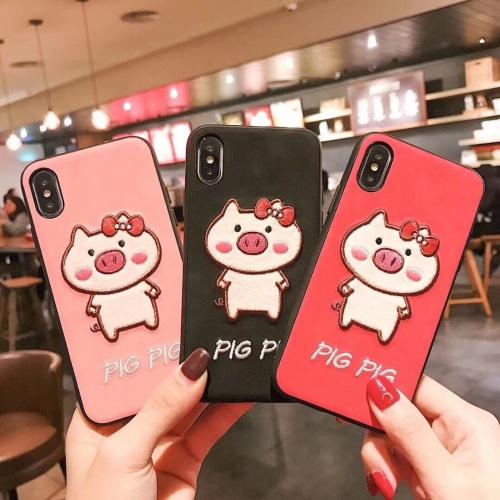 Ốp Dẻo Vải Thêu Hình Chú Lợn Cho iPhone Chợ bán sản phẩm xe điện đẹp tốt cao cấp uy tín giá rẻ