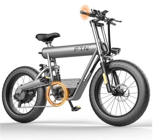 Xe Đạp Điện FTN T20 Pin Lithium Địa Hình Leo Núi Chợ bán sản phẩm xe điện đẹp tốt cao cấp uy tín giá rẻ