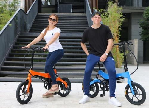 Xe Đạp Điện Onebot E-Bike Pedelec Gấp Được Chợ bán sản phẩm xe điện đẹp tốt cao cấp uy tín giá rẻ