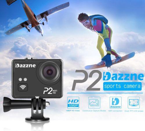 camera hành trình Dazzne P2 Wifi cao cấp chính hãng
