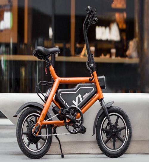 Xe đạp điện HIMO V1 PLUS Chợ bán sản phẩm xe điện đẹp tốt cao cấp uy tín giá rẻ