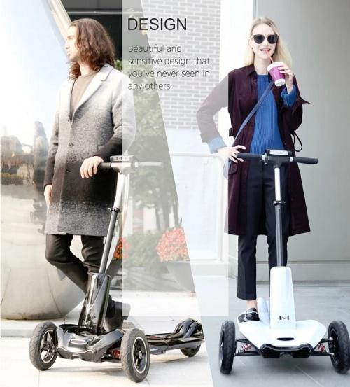 Xe Tay Ga Điện Mercan Smart 3 bánh Ván Trượt Chợ bán sản phẩm xe điện đẹp tốt cao cấp uy tín giá rẻ