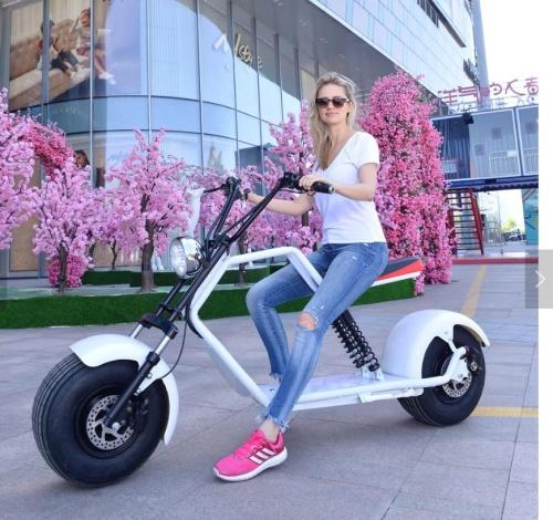 Xe Điện Harley Maxscoo 2020 (1500W) Chợ bán sản phẩm xe điện đẹp tốt cao cấp uy tín giá rẻ