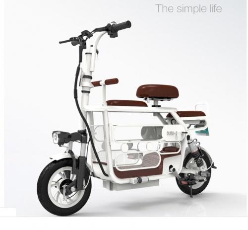 Xe Điện Thông Minh 3 Chỗ Dudu-2 Hiệu Yidi Chợ bán sản phẩm xe điện đẹp tốt cao cấp uy tín giá rẻ