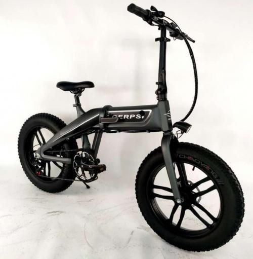 Xe đạp điện bánh béo 20 inch GERPSI Chợ bán sản phẩm xe điện đẹp tốt cao cấp uy tín giá rẻ