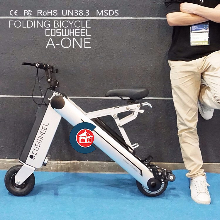 Xe điện COSWHEEL A-ONE 2017