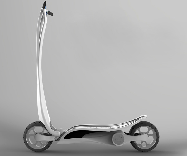 Xe điện scooter I8 Istark cao cấp
